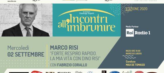 INCONTRI ALL'IMBRUNIRE presenta MARCO RISI